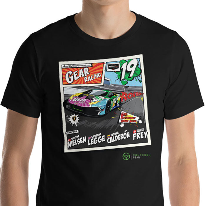GEAR Racing Hero Tee