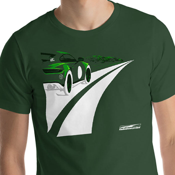 "RadioShowLtd ""The Green Hell"" Tee"