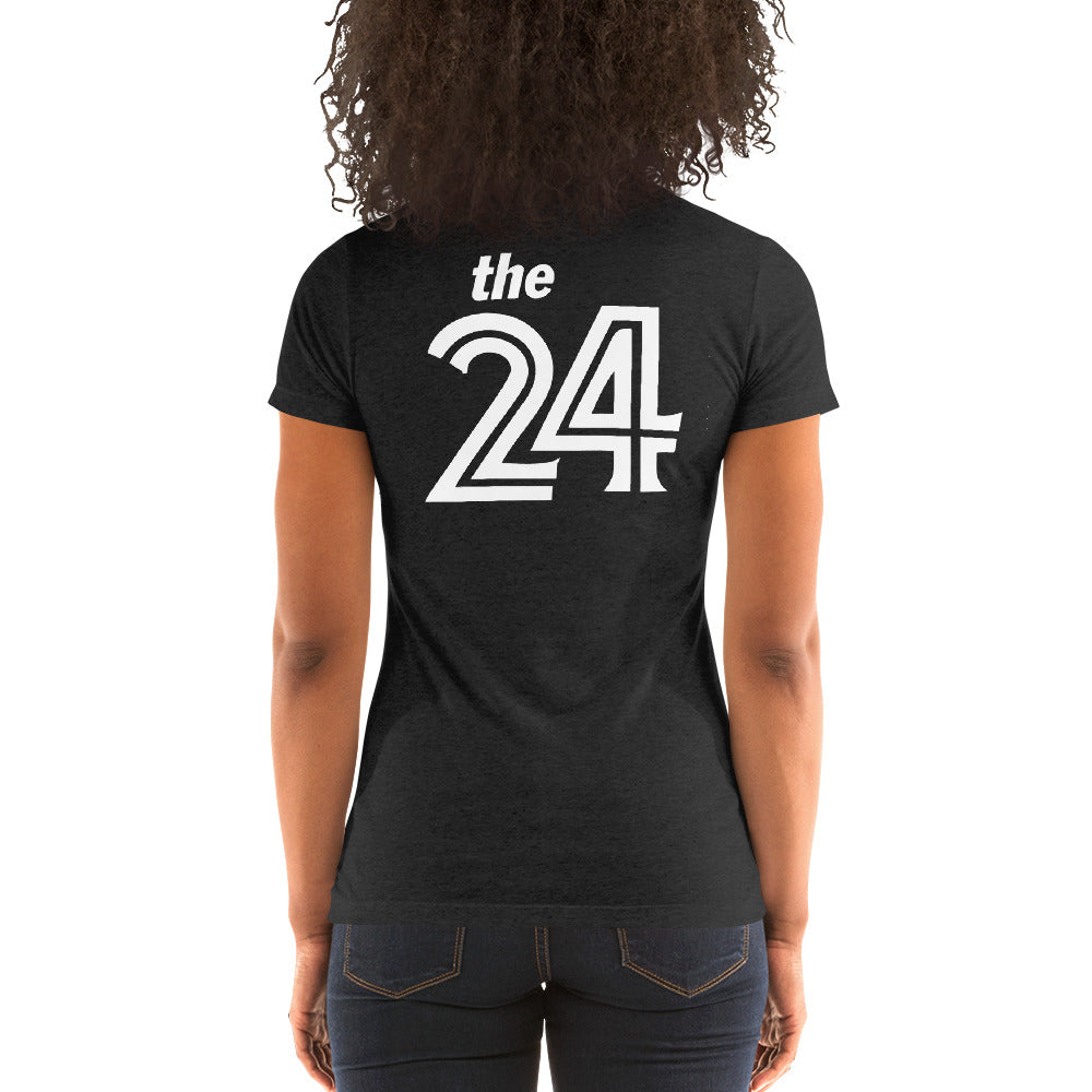 Women's The 24 Track Tee