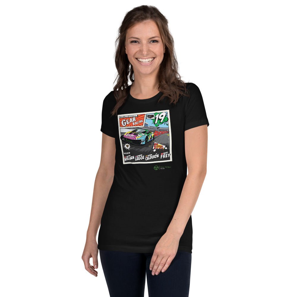 Women's GEAR Racing Hero Slim Fit T-Shirt