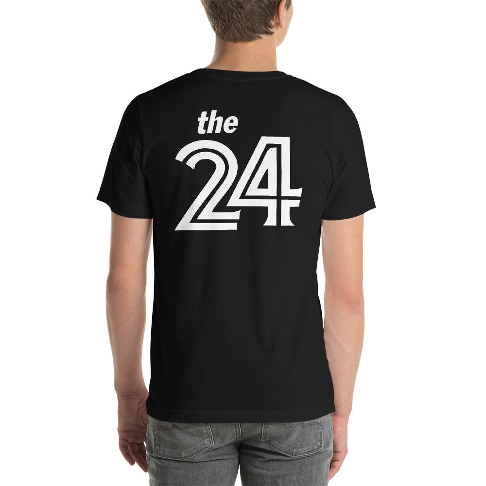 The 24 Track Tee