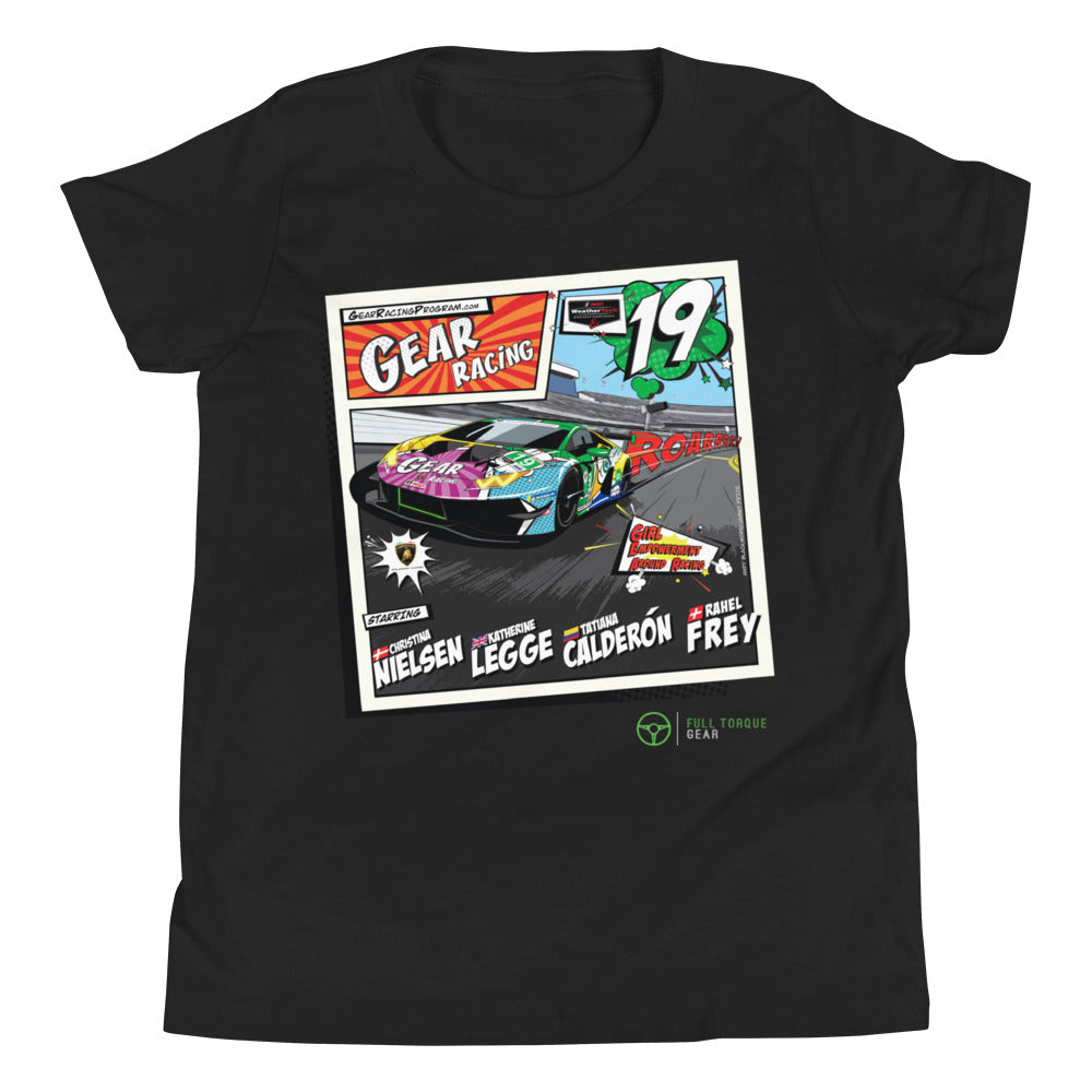Youth GEAR Racing Hero Tee