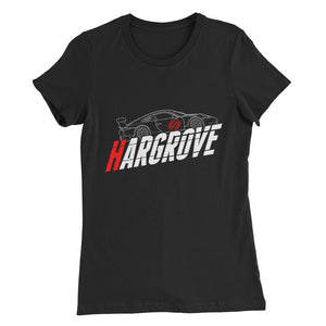 Ladies' Scott Hargrove Racer Tee