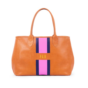Tote, Handbags, Leather monogram bag, Women, Personalized leather goods, Monogram letter goods, Christmas gift ideas leather bags, Camel tote bag, Leather work tote bag for women