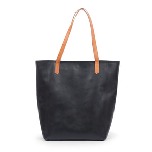 Stella-Large Black Tote