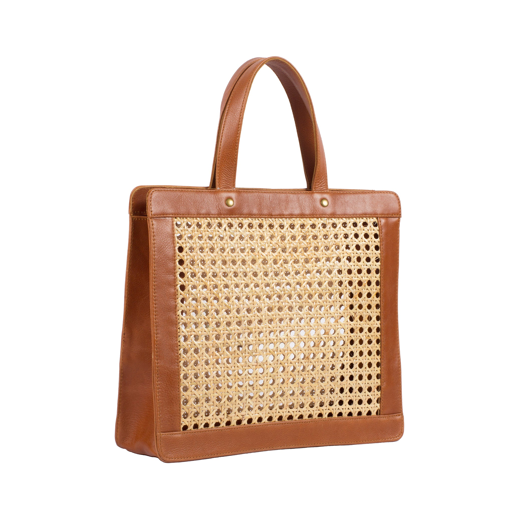 Wicker and Leather Bag; Summer Handbags 2019; Woman Leather Handbag; Tan Wicker and Leather Bag; Tan Rattan and Leather Bag; Shoulder Bags; Tote; Tan Tote
