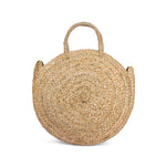 Circle Straw Basket bag; beach bag; resort 2018, cruise bag 2018; women's summer bag; Summer 2018 bag trend; circular ata bag; bali circle bag; straw circle bag; round straw bag