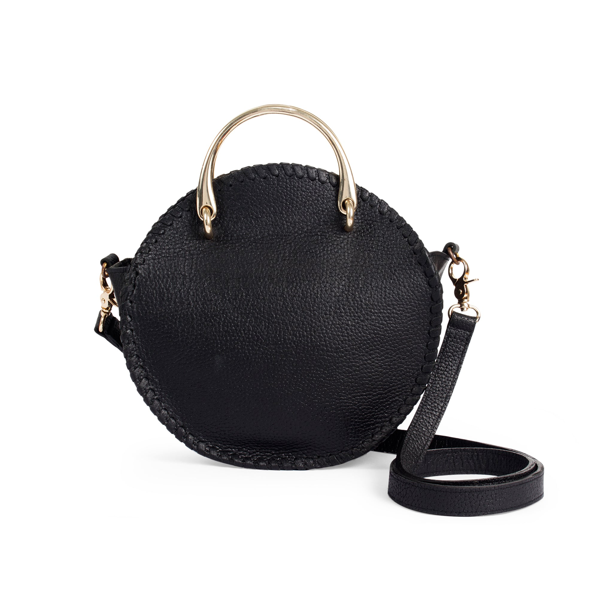 bags and purses; leather circle bag; circle crossbody bag; chloe circle bag; round leather handbag; black circle leather bag; black round leather bag; black round bag; small round double handle shoulder bag; round shoulder bag; black shoulder bag; circle shoulder bag; leather round crossbody bag; leather black round shoulder bag; shoulder bags for women; crossbody bags for women; affordable round shoulder bags; affordable circle bags; black affordable round bag; chloe round small double handle bag