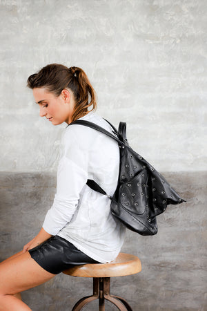 leather backpack for women, travel, designer, trendy, formal, black, stylish, best backpack for women