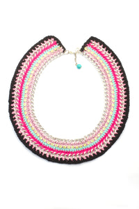 Stella chunky statement chain necklace