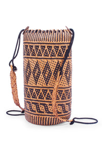 Made in Bali Natural Woven Women Backpack
