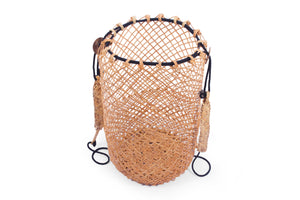 Natural Anjat Basket BackPack