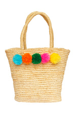 Straw beach tote bag; cruise; vacation; bali bags; straw handbags; colorful beach accessories