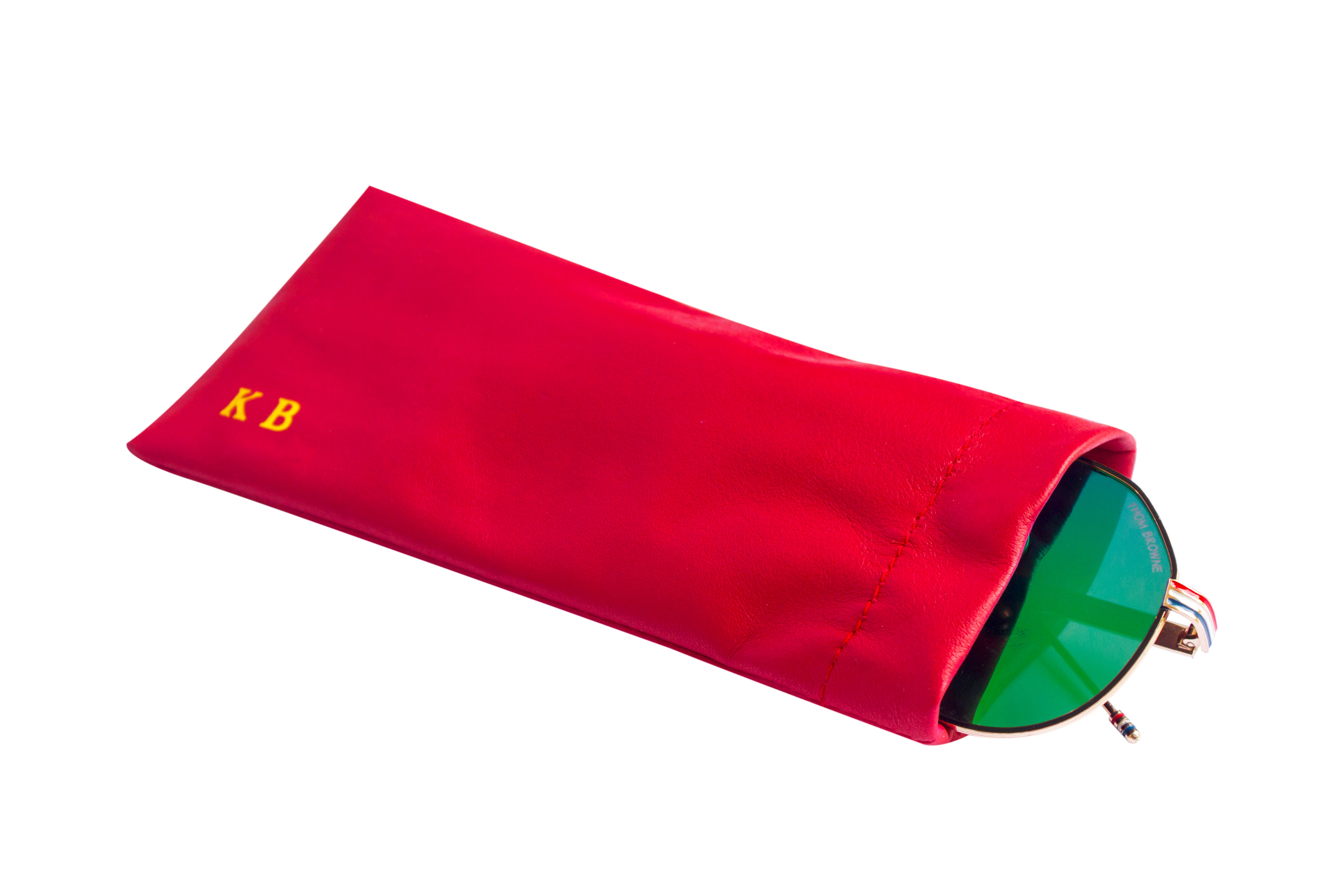 red glasses case, women's leather glasses case, glasses case for men, warby parker glasses case, leather case, personalized glasses case