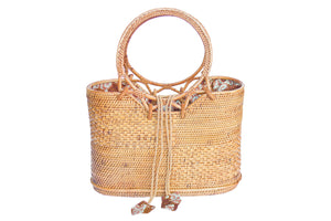 Top Handle Ata Luxe Tote