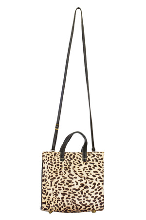 Small Tote Bag; Women's Tote Bag; Crossbody Bag; Leopard tote bag; leopard small tote bag; leopard crossbody bag