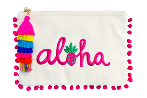 AHOLA Canvas Summer Bag