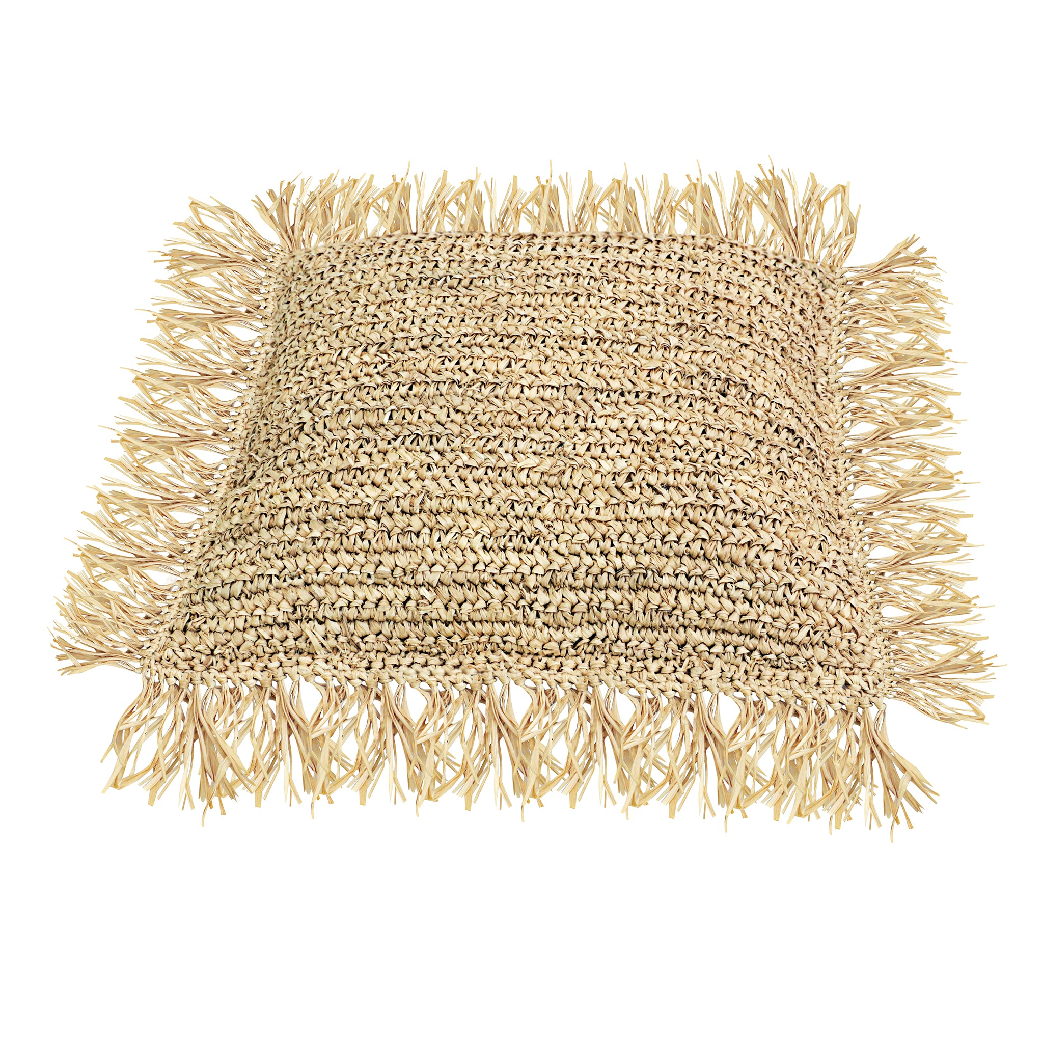 Natural Wicker Pillow Case