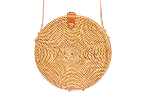 round basket purse