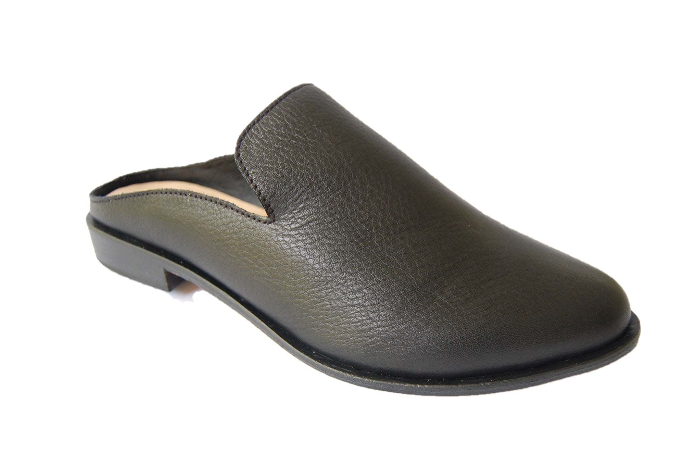 SAM-Loafers-Black Leather