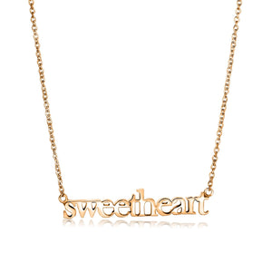 Custom Name Necklace Girlfriend Christmas Gift Idea