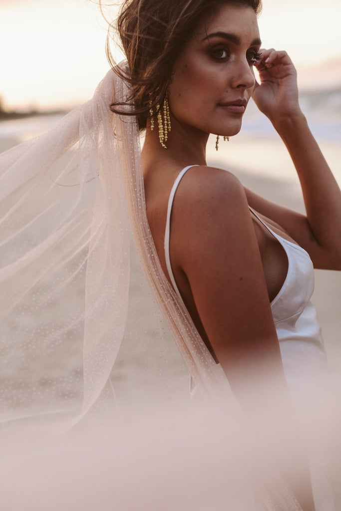 LUMINOUS AT DUSK | LOVESTONED BRIDAL
