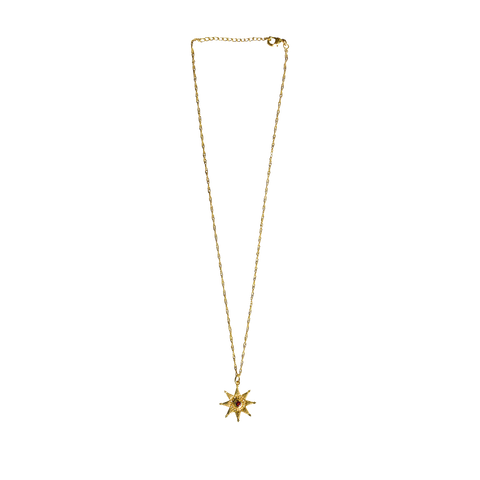WITH A TWIST Necklace | Star