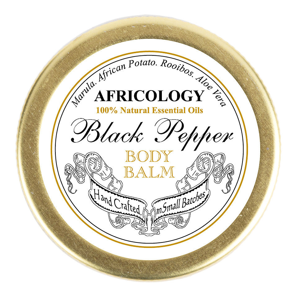 Black Pepper Body Balm - Africology