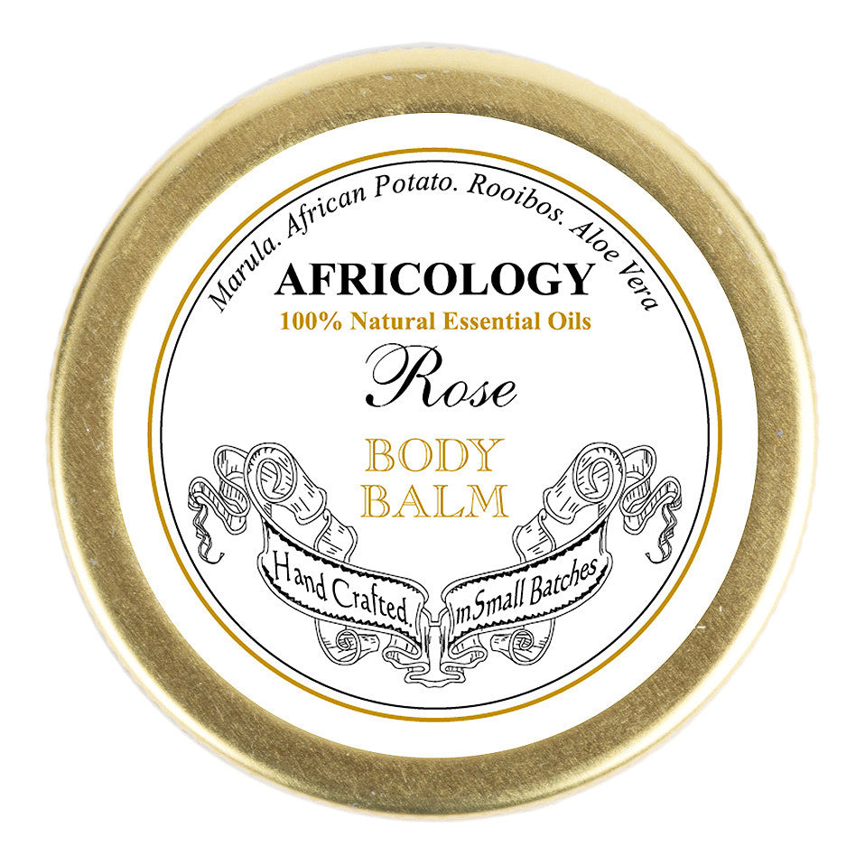 Rose Body Balm - Africology