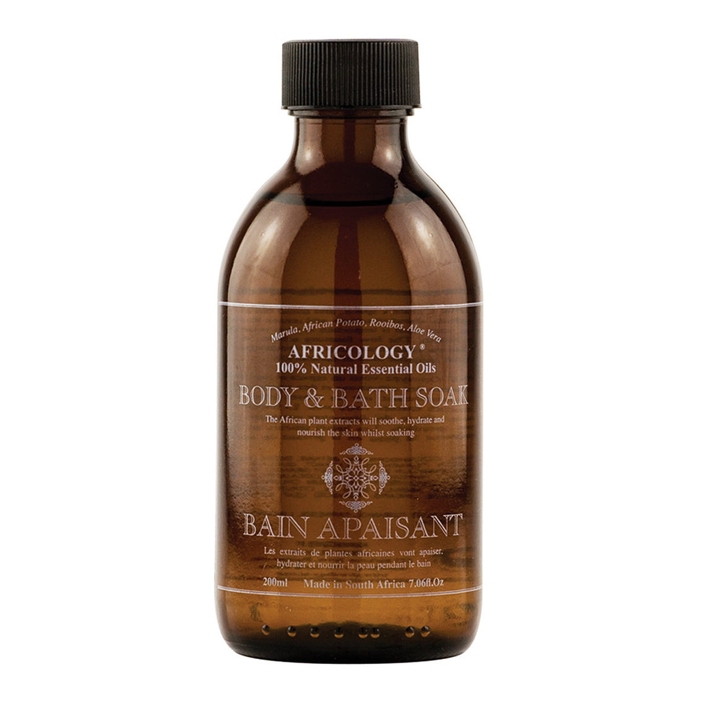 Body and Bath Soak - Africology
