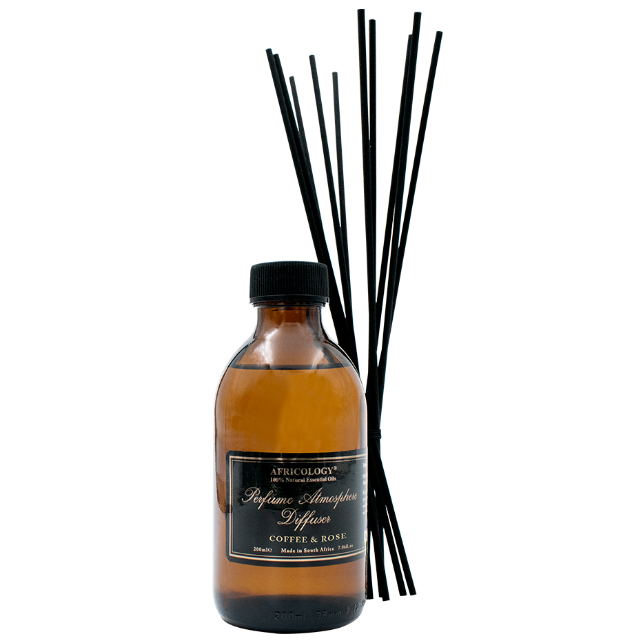 Coffee & Rose Room Diffuser