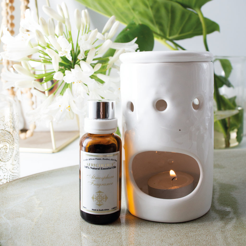 Aromatherpy Oil Burner & Atmosphere Fragrance