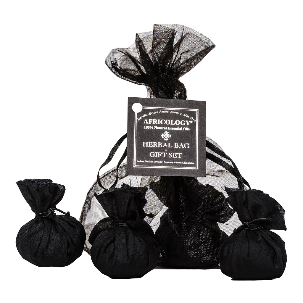 Herbal Bag Gift Set - Africology