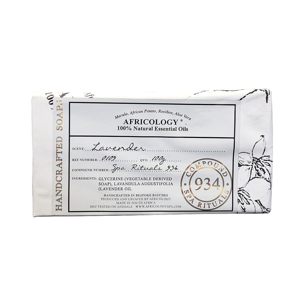 Lavender Soap 100gr (Hand Crafted)