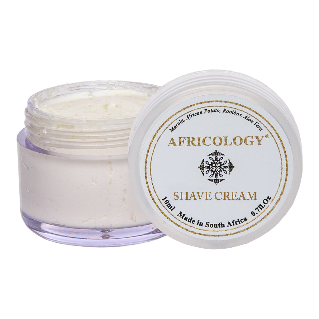 Shave Cream - Africology