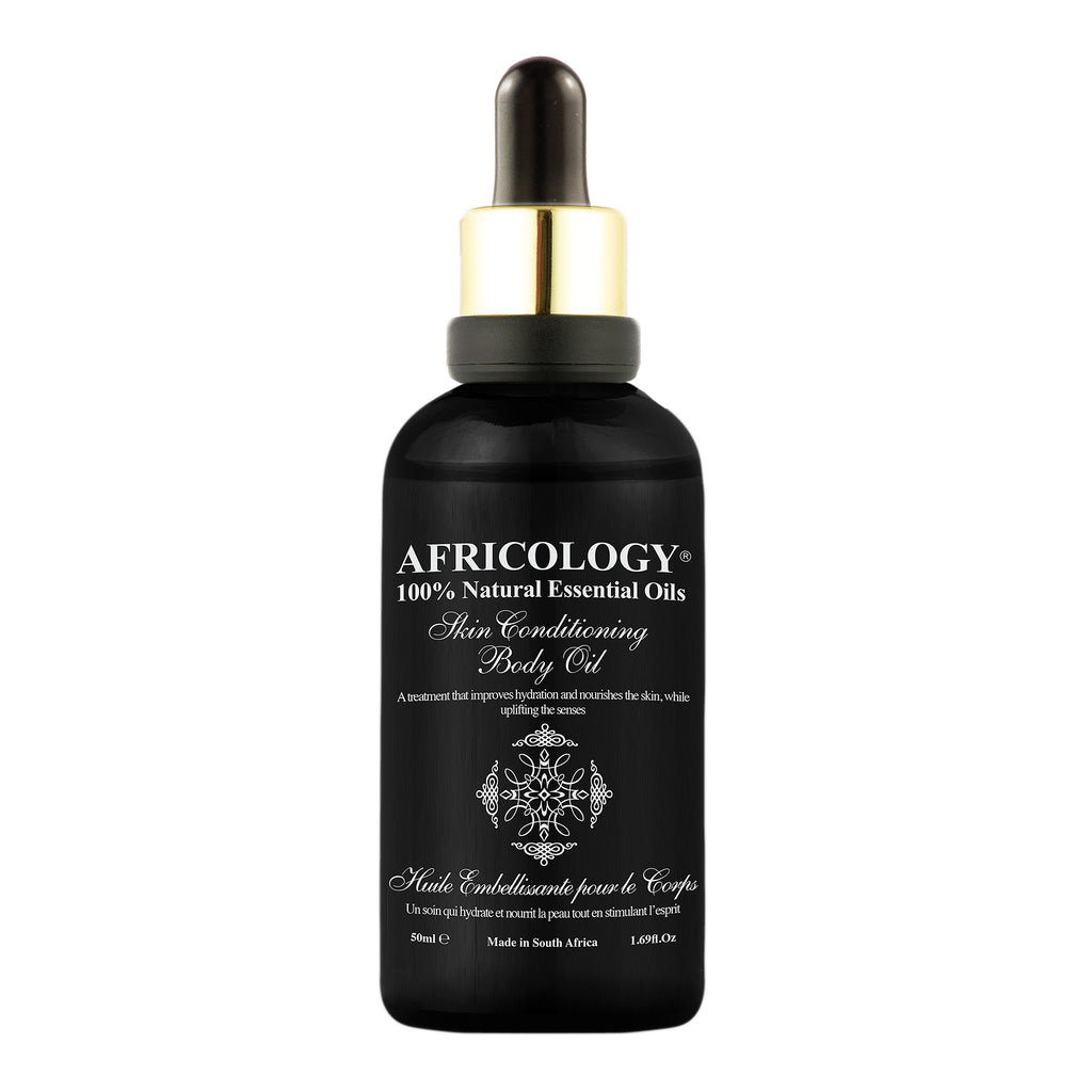 Marula Conditioning Body Oil - Africology