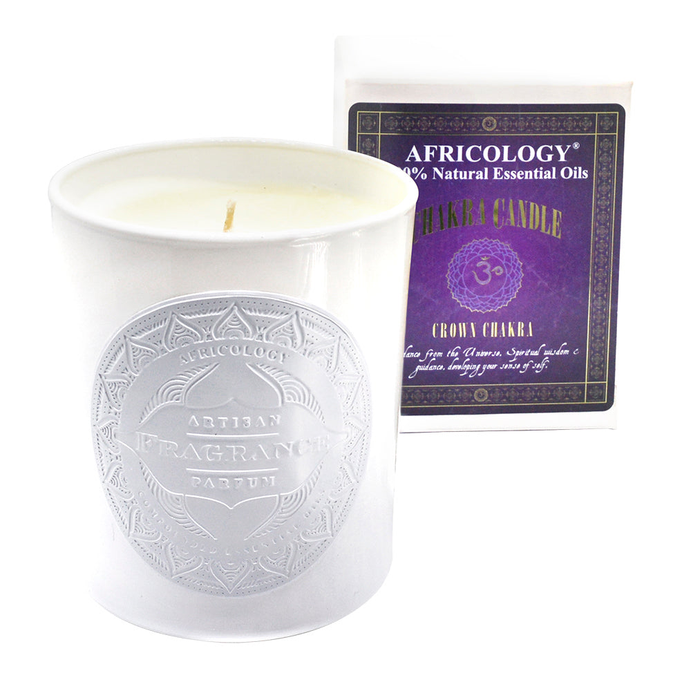 Crown Chakra Candle