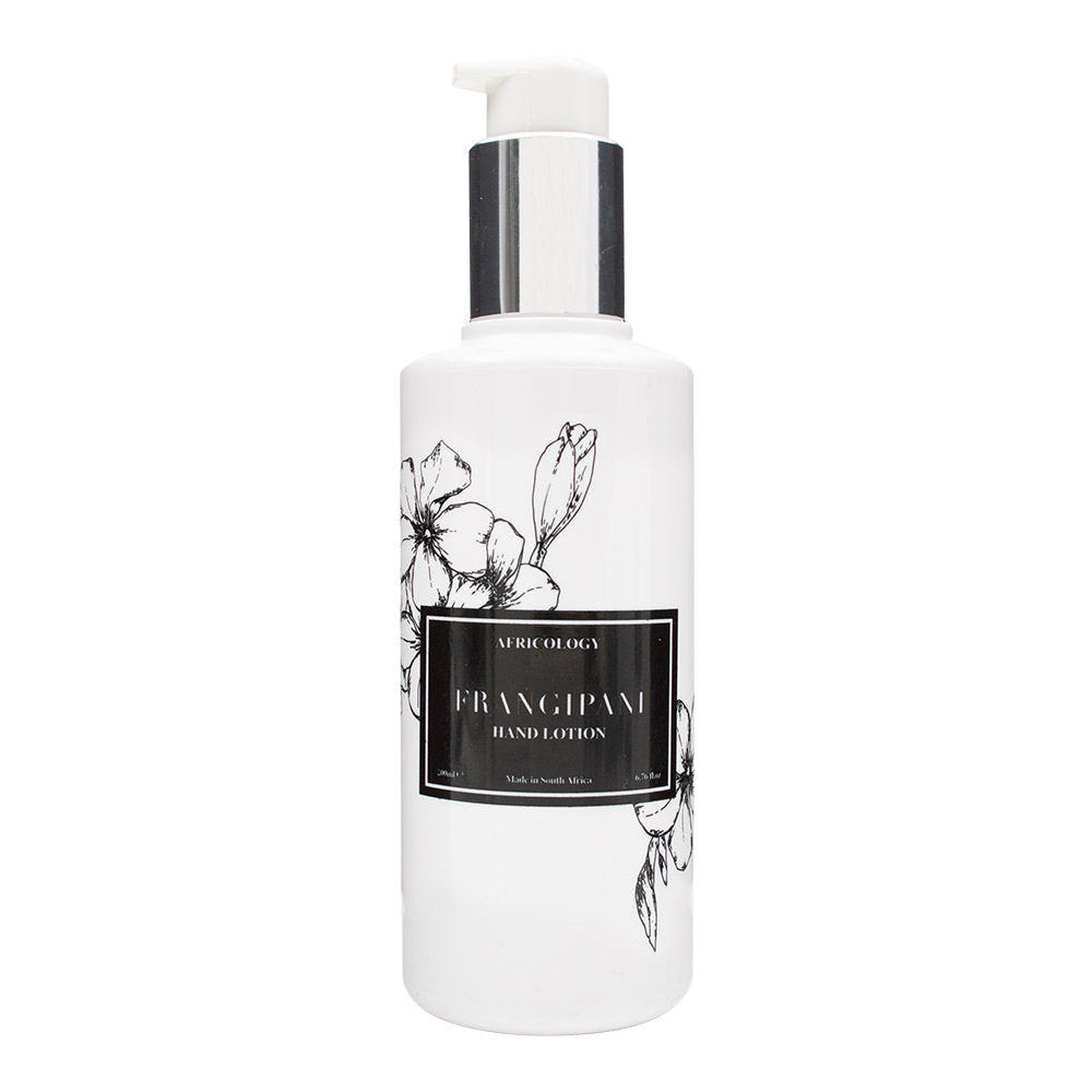 200ml Frangipani Hand Lotion - Limited Edition