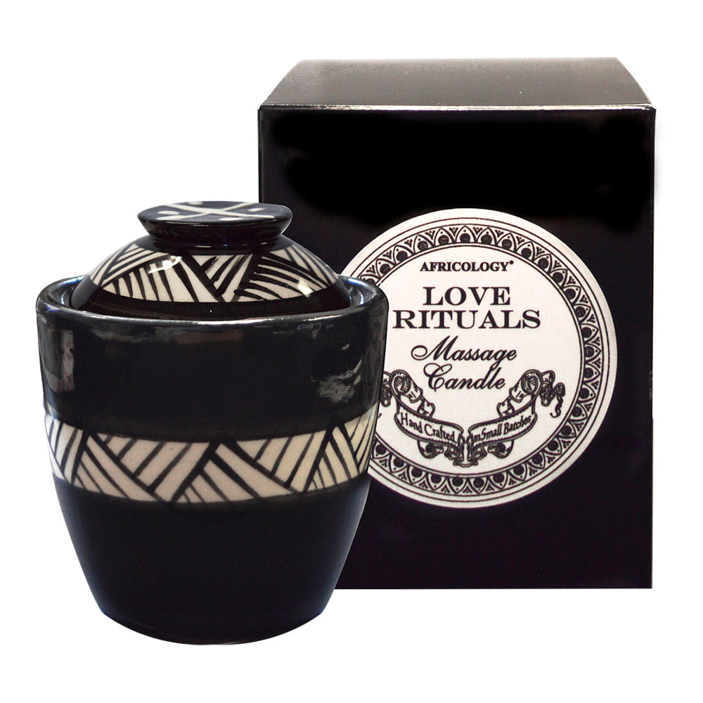 Love Rituals Massage Candle