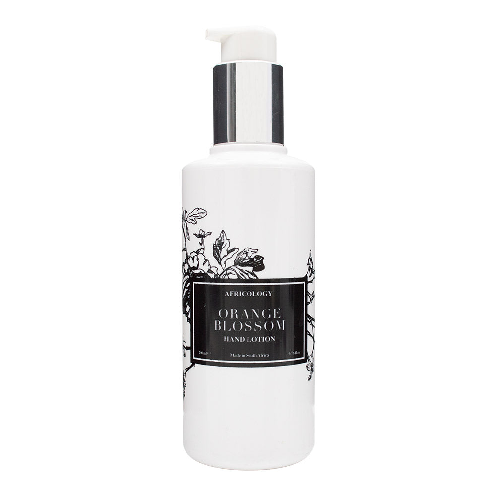 200ml Orange Blossom Hand Lotion - Limited Edition