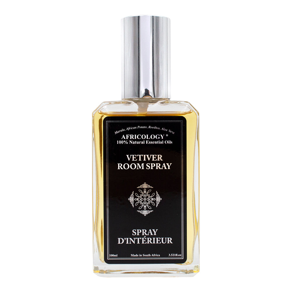 Vetiver Room Spray (Glass)