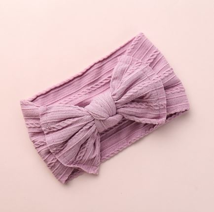 Head Wrap Patterned - Various Colours