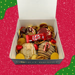 Christmas New York Cookies - Goldeluck's Doughnuts