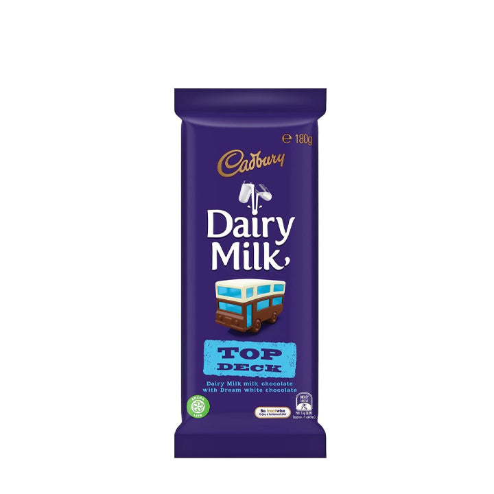Cadbury Dairy Milk Top Deck - Goldeluck's Doughnuts