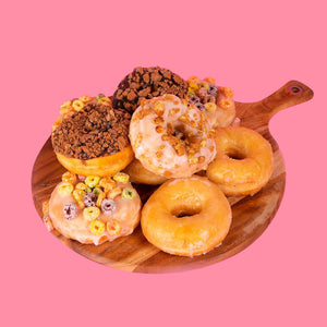 Doughnut Party Pack - Goldeluck's Doughnuts