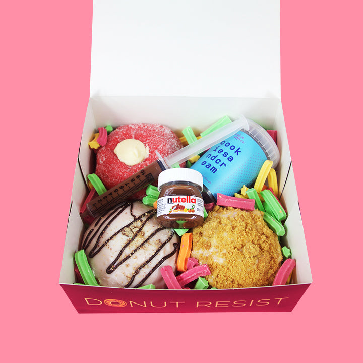 Little Mix Box - Goldeluck's Doughnuts