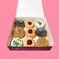 Assorted Doughnut Box 1 - Goldeluck's Doughnuts