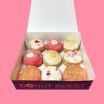 Assorted Doughnut Box 4 - Goldeluck's Doughnuts