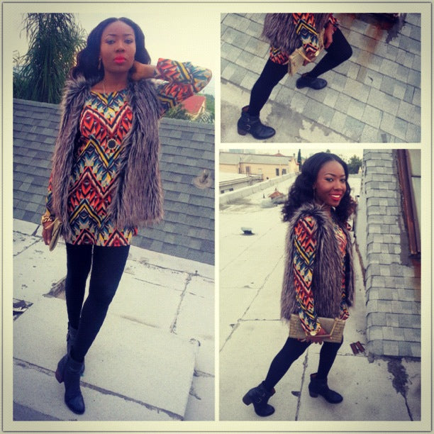 Naya Buckle Up Blogger Challenge - Wemi in the Virtue booties