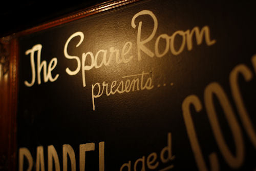 The Spare Room was the perfect spot for the wine launch